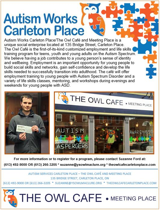 autism-works-carleton-place-flyer